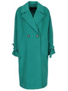 Zelený kabát VERO MODA Siena
