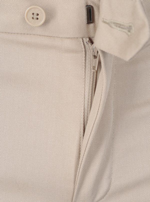 Béžové chino nohavice Merc