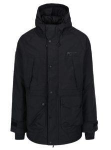 Čierna pánska nepremokavá zimná bunda NUGGET Enforcer