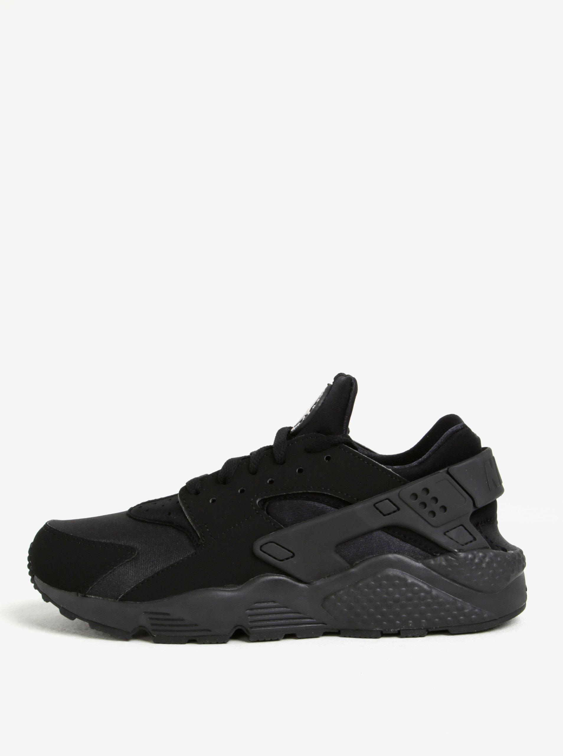 Čierne pánske tenisky Nike Air Huarache  cef3d028b6f