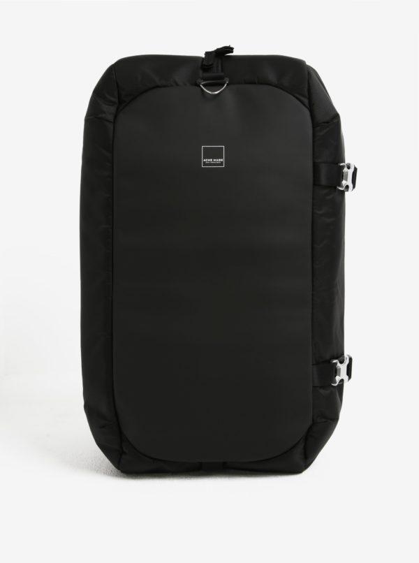 Čierny batoh Acme Made Union Street Gym Backpack 15 l