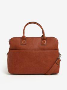 Hnedá pánska taška Bobby Black