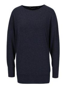Modré melírované voľné tričko Dorothy Perkins