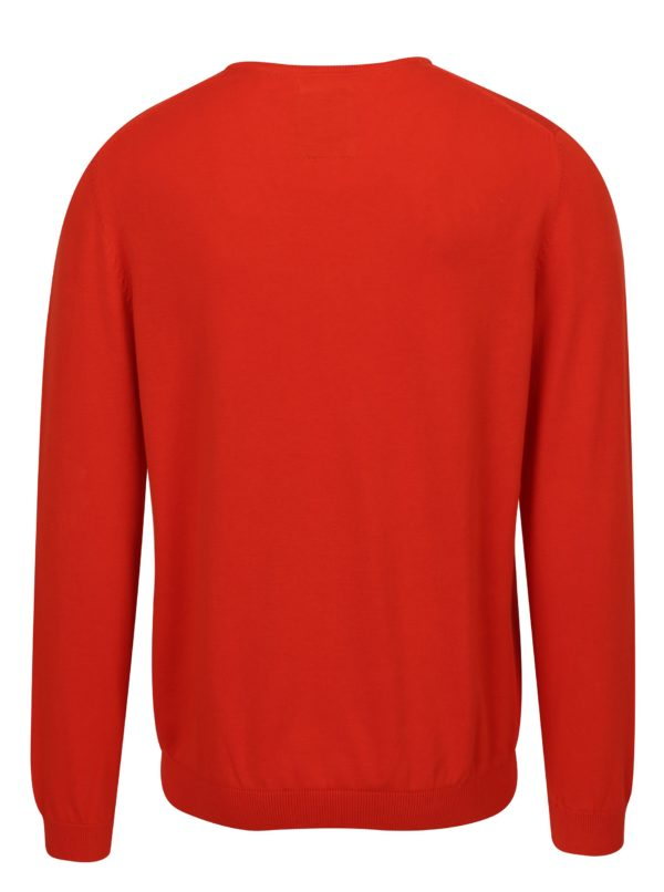 Červený pánsky sveter s.Oliver