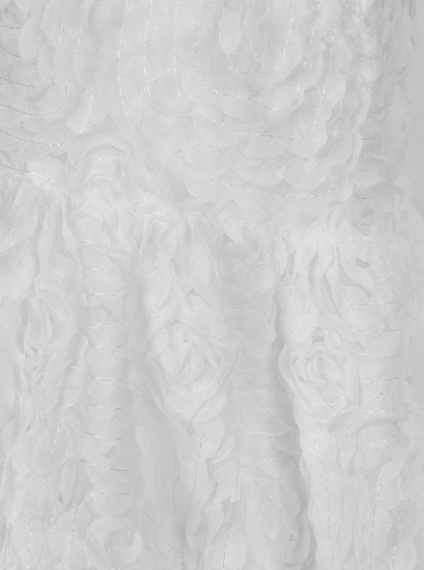 Biele dievčenské šaty name it Tutte  4fa18e6fa23