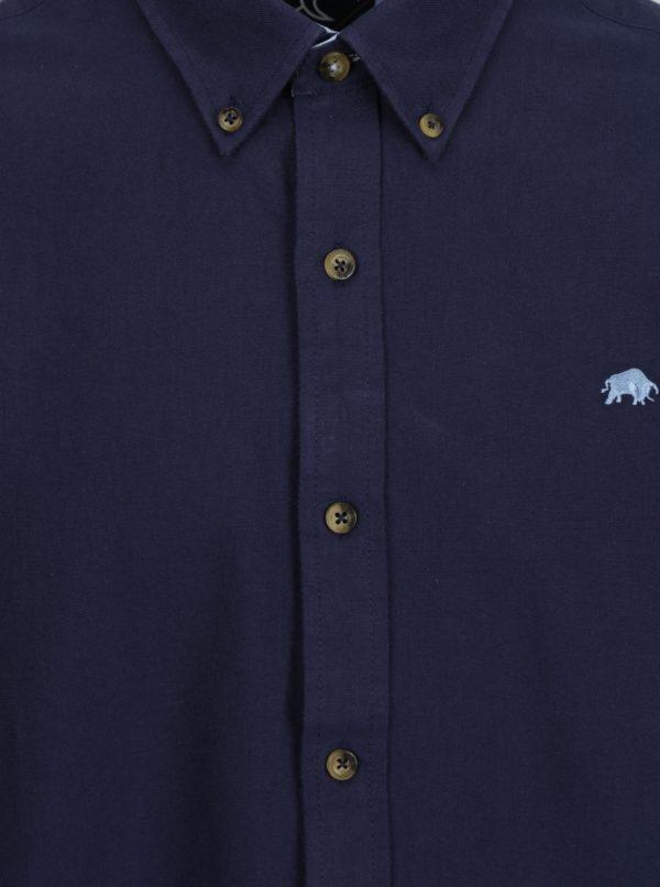 Tmavomodrá košeľa Raging Bull