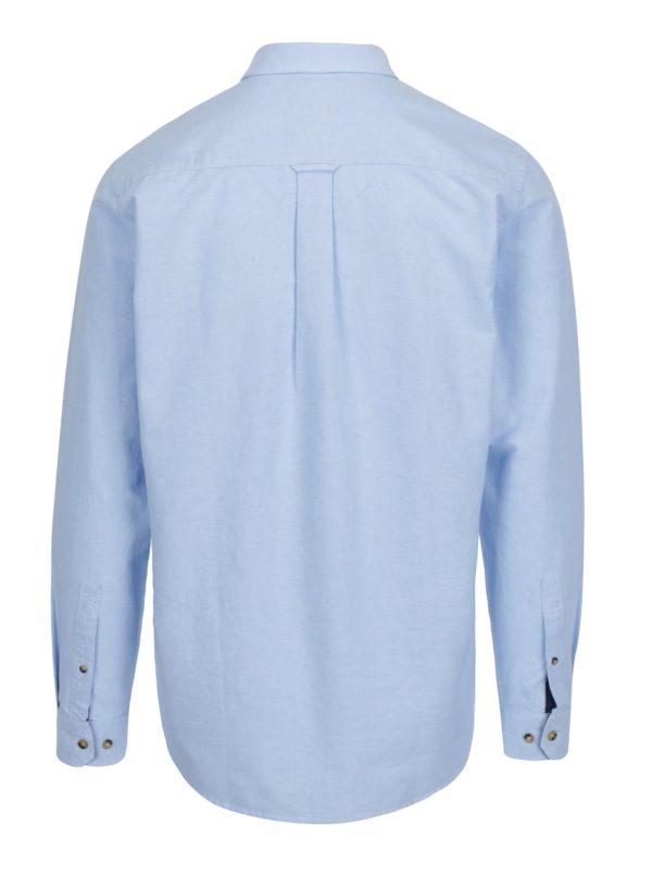 Svetlomodrá košeľa Raging Bull