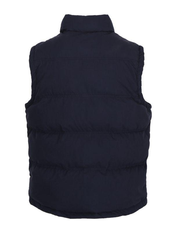 Tmavomodrá prešívaná zimná vesta Raging Bull