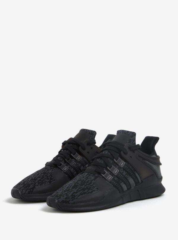 b8d9745dd Čierne pánske tenisky adidas Originals EQT Support ADV | Moda.sk