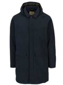 Tmavomodrý kabát Selected Homme Victor