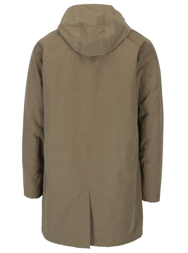Svetlohnedý kabát Selected Homme Victor