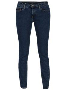 Tmavomodré dámske skinny rifle Calvin Klein Jeans Rise