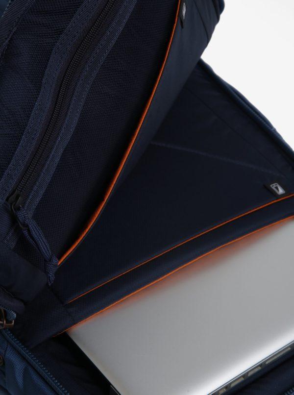 Modrý batoh/taška na notebook Thule Vea 21 l