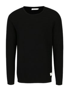 Čierny sveter Jack & Jones Tono