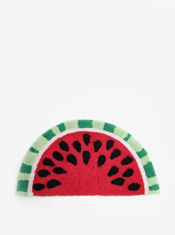 Červeno–zelená predložka v tvare melóna Sass & Belle