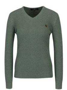 Zelený dámsky sveter Jimmy Sanders