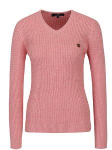 Ružový dámsky sveter Jimmy Sanders