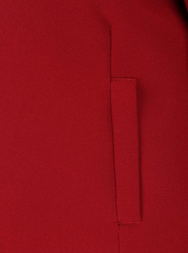 Červené sako s 3/4 rukávom ONLY Tina