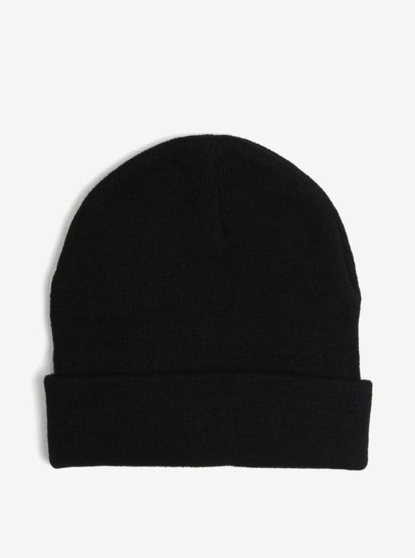 Čierna pánska čiapka s.Oliver