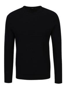 Tmavomodrý tenký sveter Burton Menswear London