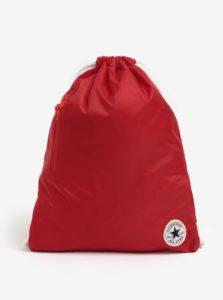 Červený vak s logom Converse Cinch