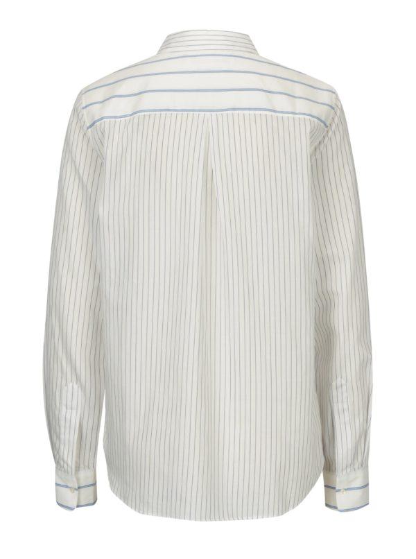Krémová pruhovaná košeľa Scotch & Soda