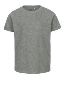Sivé chlapčenské tričko name it Vester