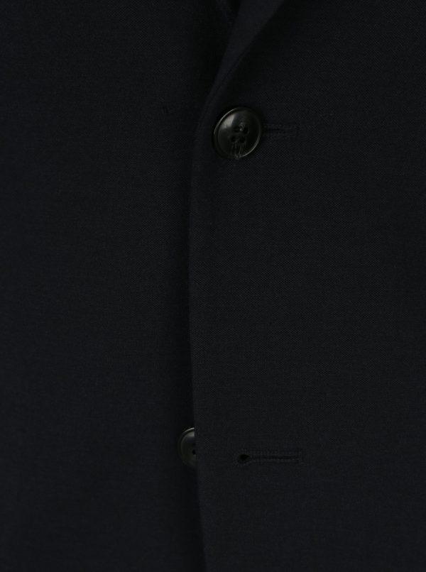 Tmavomodré sako Jack & Jones Premium Steven