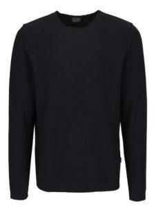 Tmavomodrý sveter Jack & Jones Originals Uber