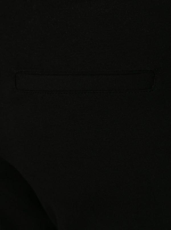 Čierne nohavice Jacqueline de Yong Atomic