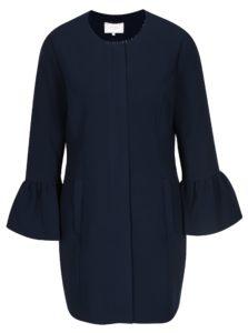 Tmavomodrý tenký kabát VILA Mary