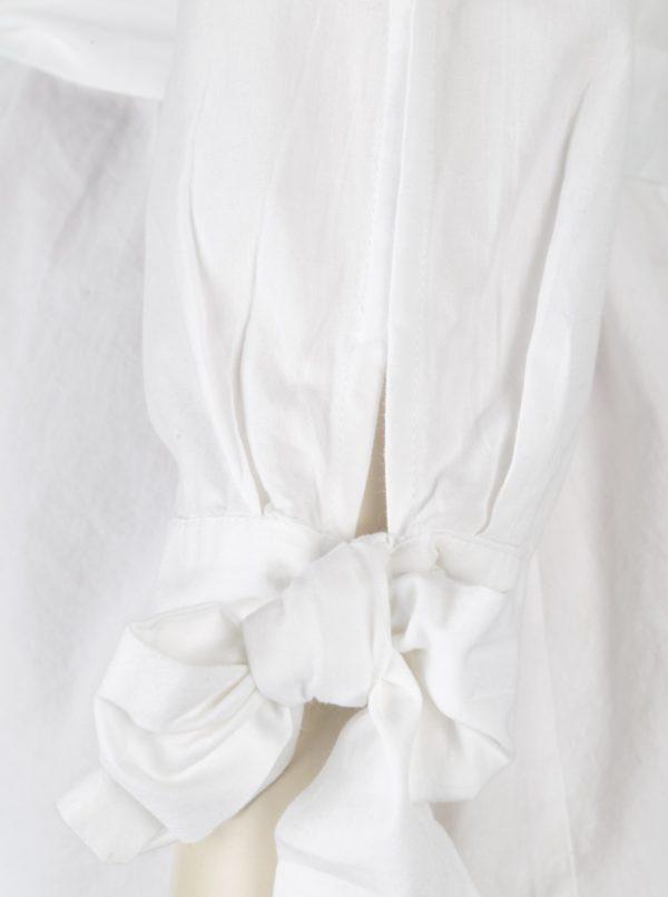 Biela tehotenská blúzka Mama.licious Krista