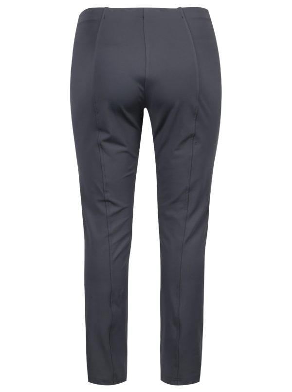 Sivé elastické nohavice Ulla Popken