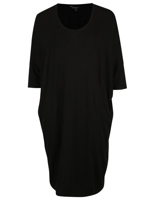 Čierna nočná košeľa Ulla Popken