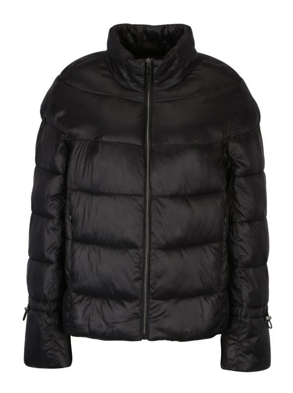 Čierna prešívaná zimná bunda VERO MODA Ramona