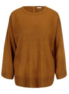 Svetlohnedý sveter Jacqueline de Yong Pace