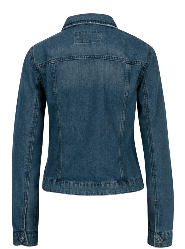 Modrá rifľová bunda ONLY Westa