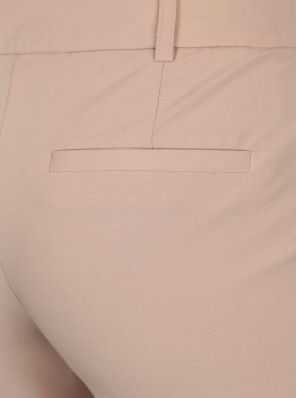 Staroružové skrátené nohavice s nízkym pásom Dorothy Perkins