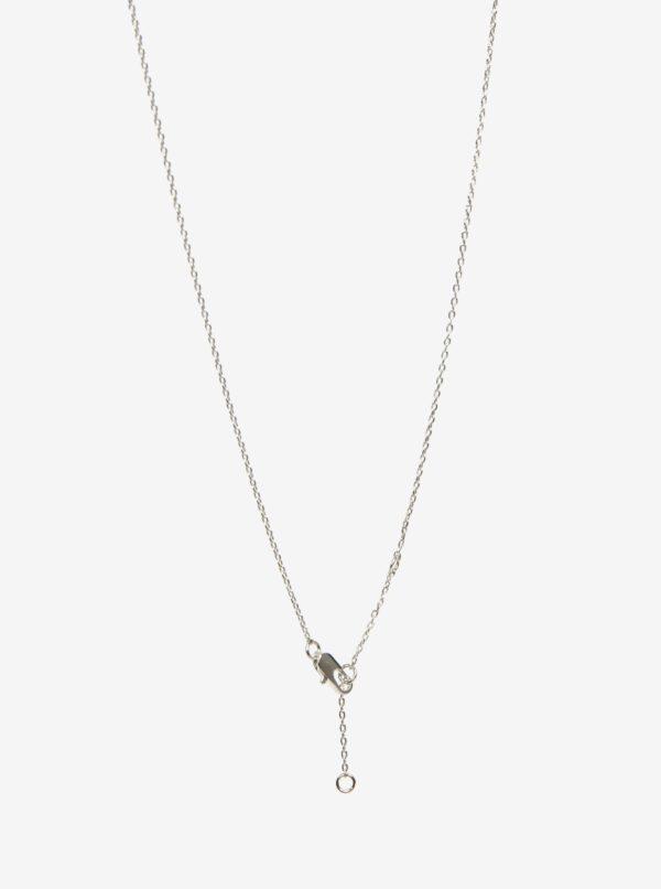 Súprava dvoch náhrdelníkov v striebornej farbe Pieces Johanna