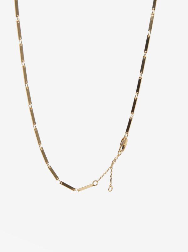 Súprava dvoch náhrdelníkov v zlatej farbe Pieces Johanna