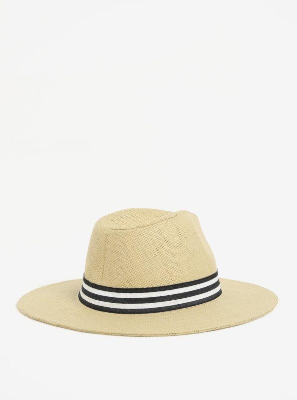 Béžový klobúk VERO MODA Sine