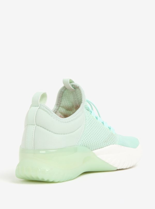 Svetlozelené tenisky Tamaris
