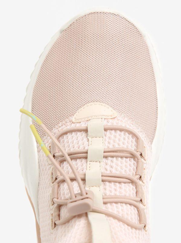 Svetloružové tenisky Tamaris