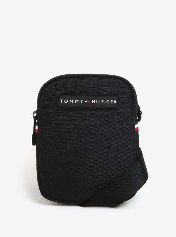 Čierna pánska crossbody taška Tommy Hilfiger Tommy