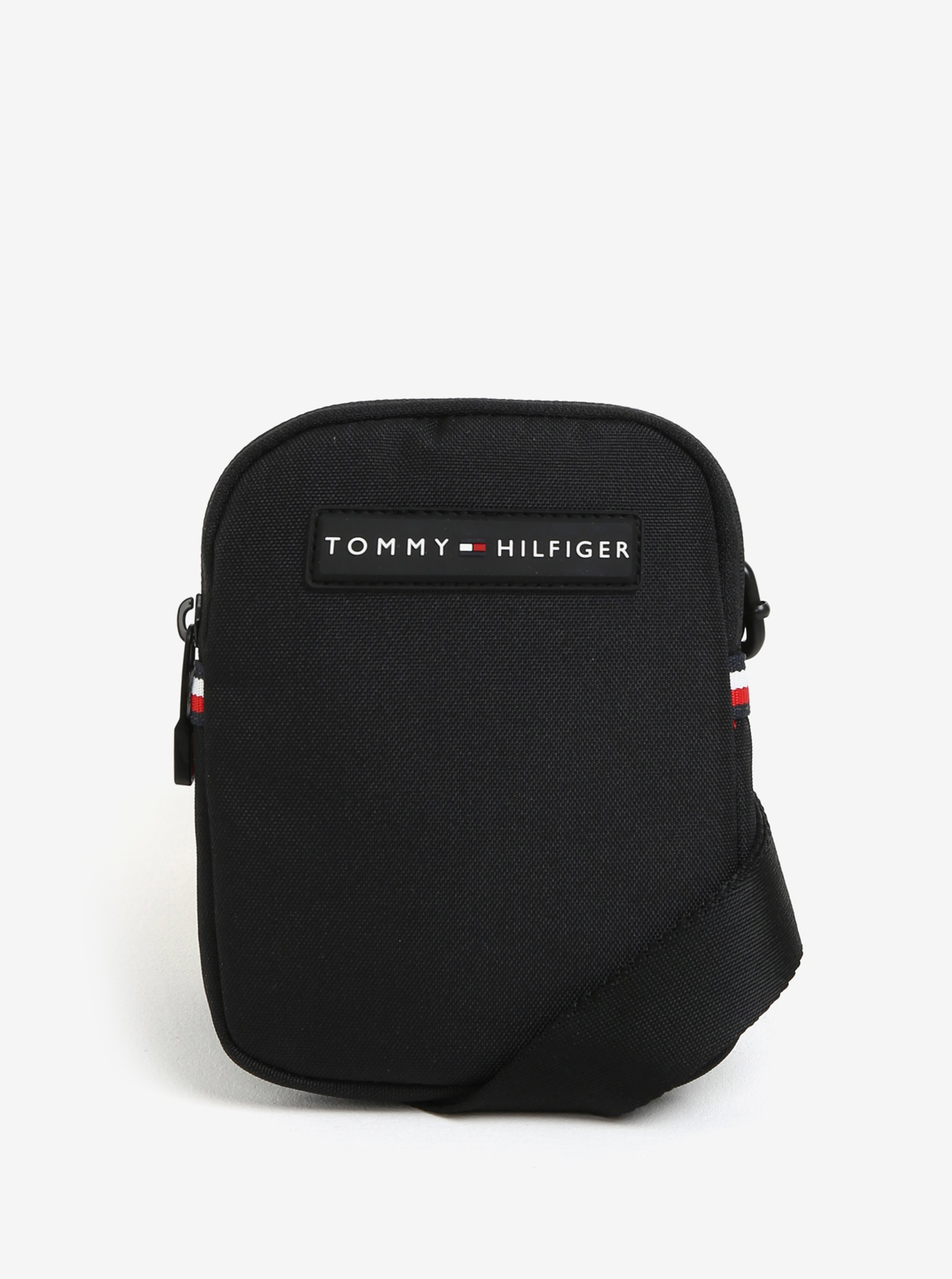 Čierna pánska crossbody taška Tommy Hilfiger Tommy  17d7fb75142