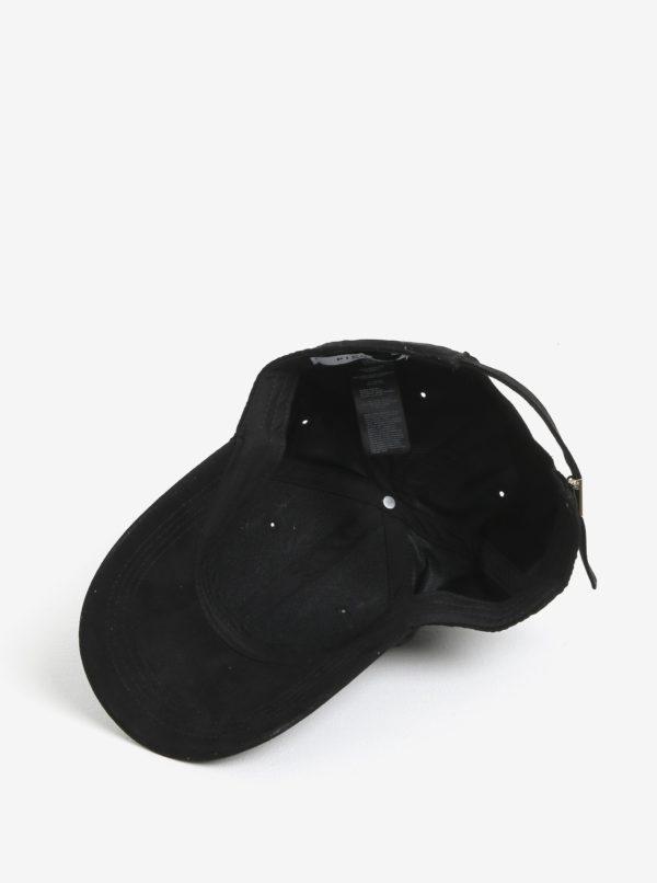 Čierna šiltovka Pieces Myrna