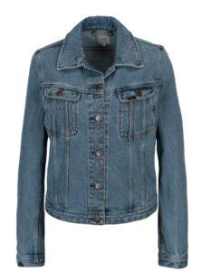 Modrá dámska rifľová bunda Lee Rider