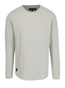 Krémové pánske tričko Makia Galley
