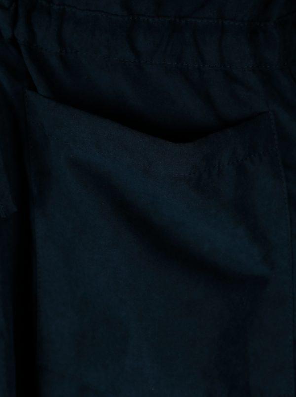 Tmavomodrá tenká bunda Haily's Daria