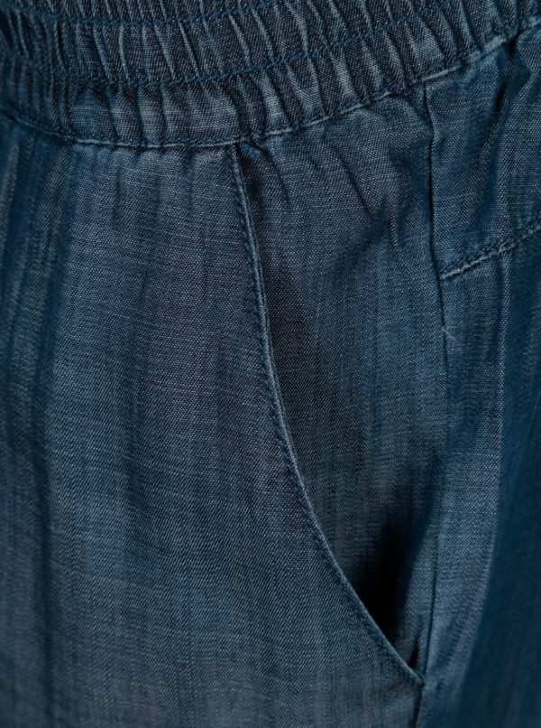 Modré tehotenské nohavice Mama.licious Lyon